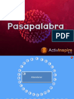 Comparto 'Pasapalabra' con usted