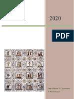 Roman Calendar 2020