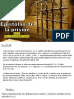 Clase 1 Epistolas Desde La Prisión