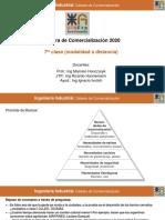 Comercialiazación, Clase 7 año 2020