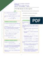 Resumen N°2 EDO