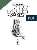 Fritz the Cat - Robert Crumb