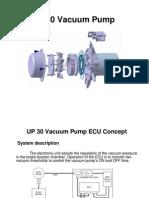 Vacuum Pump Project Presentation
