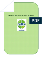 2 Marketing plan of dettol soap cover+