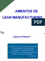 1.Fundamentos de LEAN MANUFACTURING