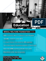 MWF - Education Poster