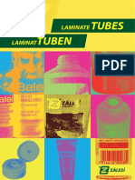 Zalesi Laminate Tubes catalogue