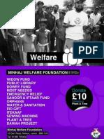 MWF - Welfare Poster