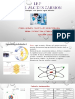Estructura Atomica I 4TO