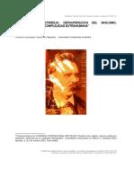 DR. ADOLFO VASQUEZ ROCCA_ NIETZSCHE Y SLOTERDIJK; DEPAUPERACIÓN DEL NIHILISMO; POSTHUMANISMO Y COMPLEJIDAD EXTRAHUMANA_ UCM