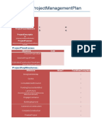 project planning template 23