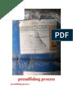 presulfiding-process