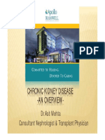 CKD talk to Medical Update Group