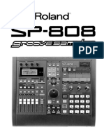SP-808 Basics And Users Tips Manual