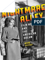 Mark Osteen - Nightmare Alley- Film Noir and the American Dream