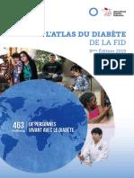 Atlas Du Diabète 2019 FID