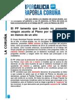 Pp Mociones Pleno del 10/01/2011