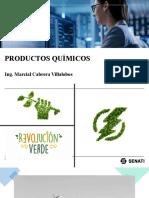 SEM 04 - PRODUCTOS QUIMICOS