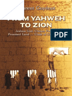 From Yahweh to Zion _ three thousand years of exile _ jealous God, chosen people, promised land ... clash of civilizations ( PDFDrive.com ).pdf