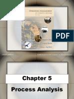 Chap 005 (Operations Management) Process Analysis