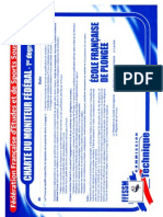 Charte MF1