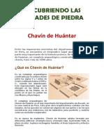 DESCUBRIENDO LAS CIUDADES DE PIEDRA