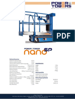 Nano Sp  Sp+ - Maintenance and Fault Finding