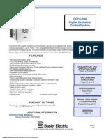DECS200 Product Bulletin - Szm9bull