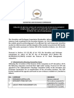 Public Notice on Update on Revocation of Licencees on Fund Managment Companies