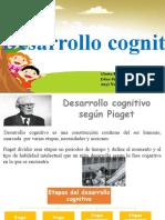 Diapositivas Desarrollo Cognitivo