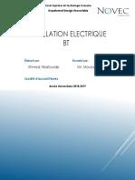 391358548-Installation-ELECTRIQUE-BT-pptx