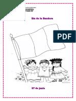 A FICHA 01 JUNIO - DÍA DE LA BANDERA