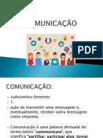 1 aula  - COMUNICAÇÃO EMPRESARIAL