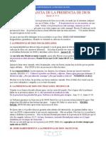 LA IMPORTANCIA DE LA PRESENCIA DE DIOS EN NUESTRAS VIDAS.docx