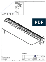 FRAME STRUCTURE DRAWING AND MTO