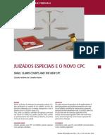 JUIZADOS ESPECIAIS E O NOVO CPC