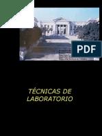TÉCNICAS DE LABORATORIO-Resumen