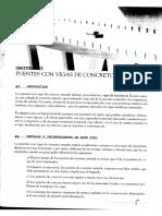 PUENTES CON VIGA DE CONCRETO ARMADO