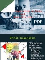 2. British Imperialism in India......