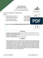 Prac 4 -Oscilaciones Electricas Circuito RLC
