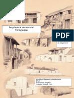 Trabalho AMM - Arquitectura Vernacular Portuguesa