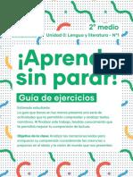 Unidad 0 Lengua y literatura. 2° Medio N°1  ESTUDIANTE.pdf