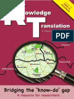 Knowledge Translation Toolkit