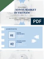 Chứng khoán phái sinh ở Việt Nam