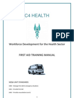 First Aid Manual July 2010