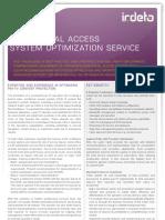 Irdet0 CAS Optimization en L