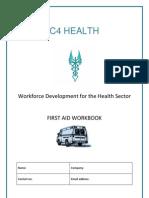 First Aid Workbook July 2010