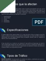 TIPOS DE TRÁFICO