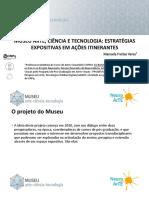 Apresentação Manoela MODOS