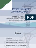 Concepto General Smart-grid